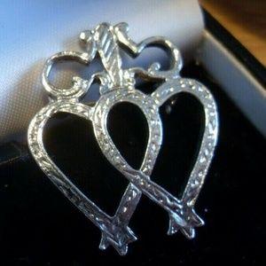Hamish Dawson Bowman Jewelry - LUCKENBOOTH BROOCH